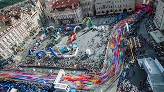 25 years of Volkswagen Prague Marathon