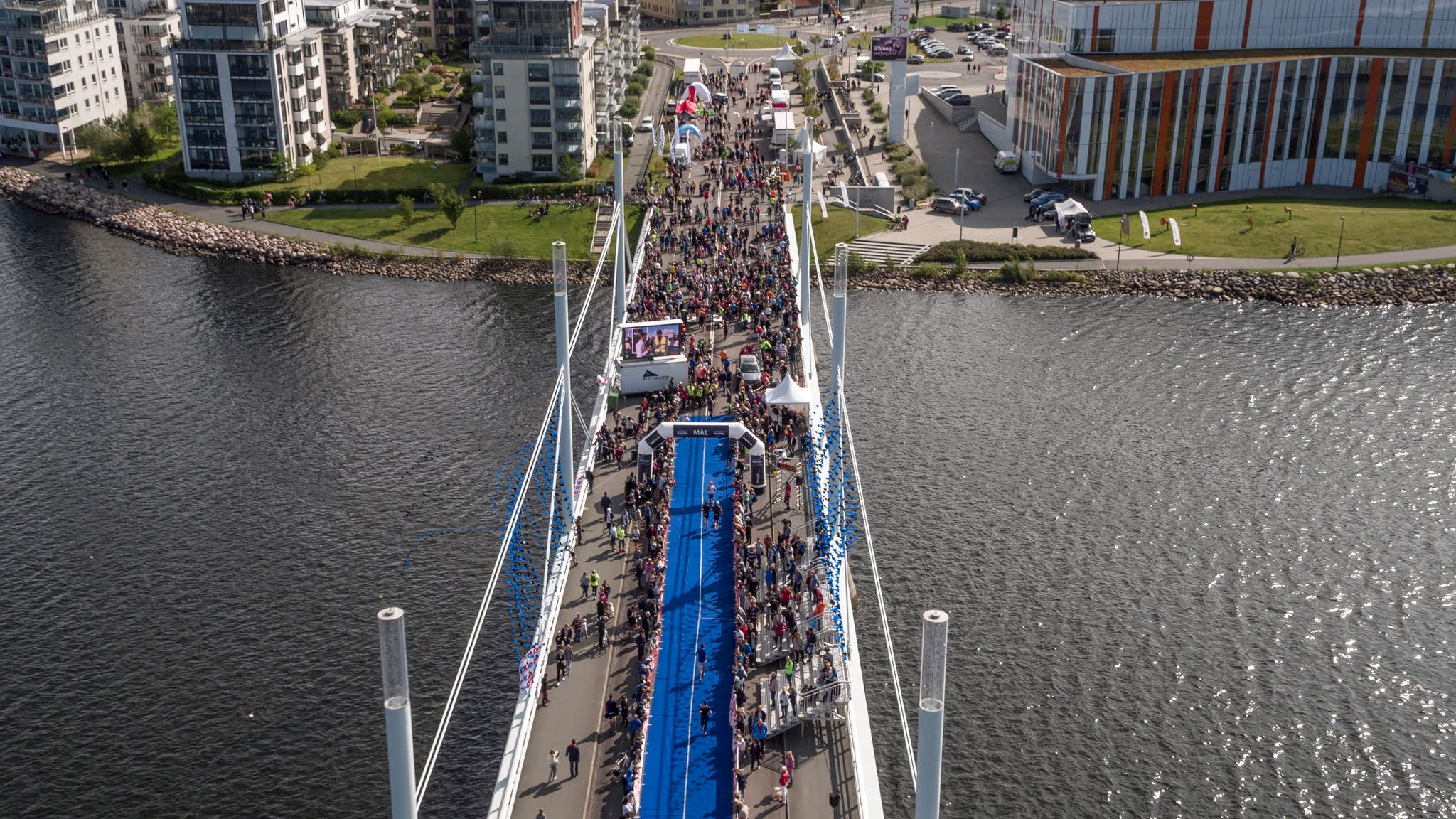 42K and 21K in the heart of Sweden - Jönköping Marathon race day must not be missed