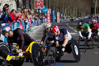 Best marathons for wheelchair athletes