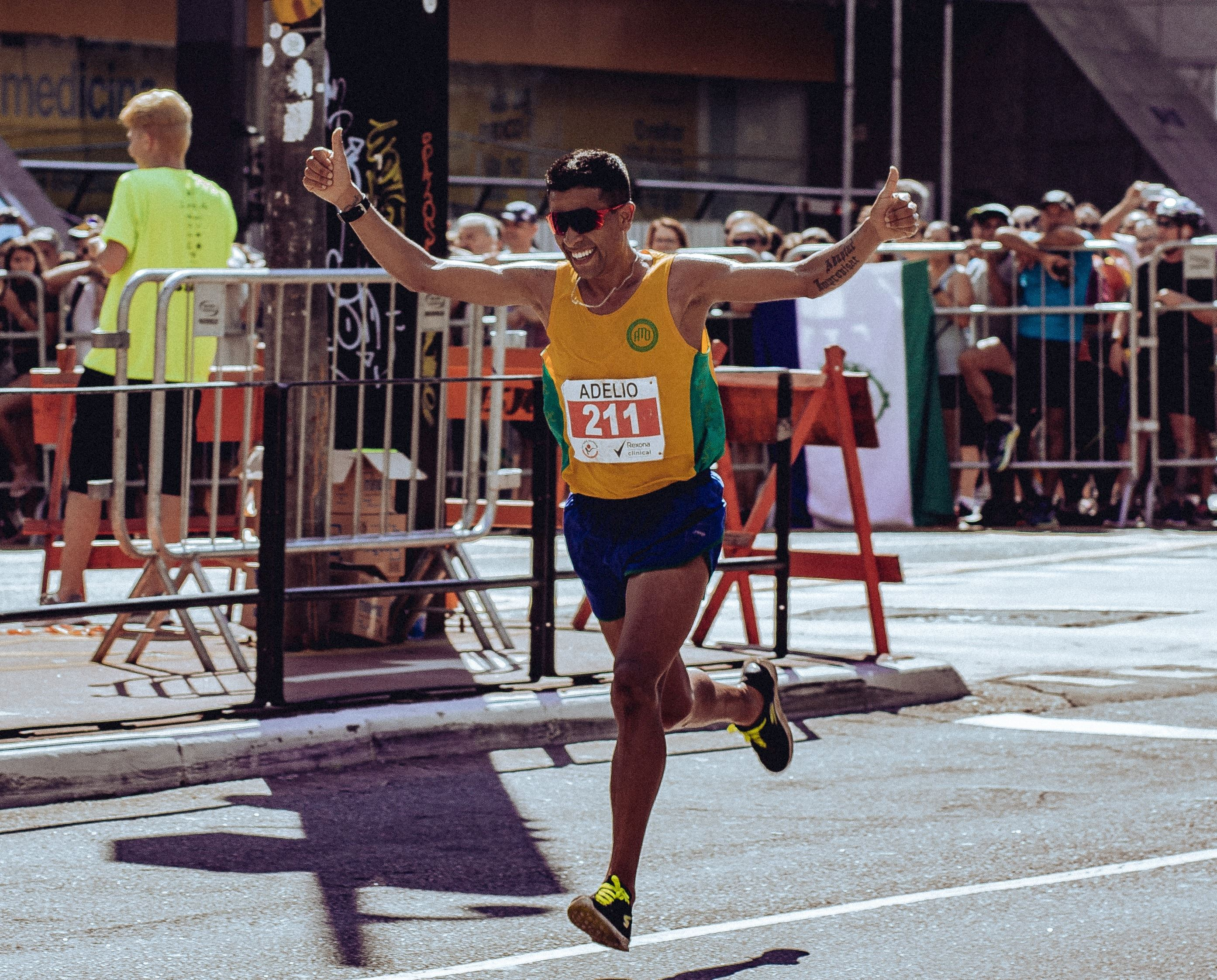 Brain Effects of the Runner's High