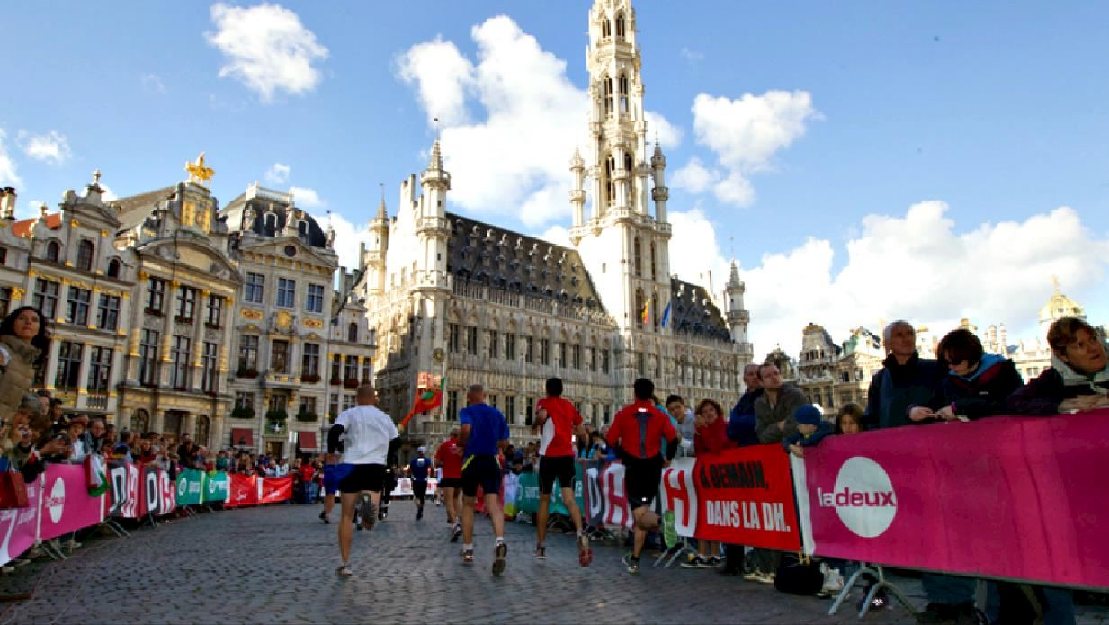Brussels Marathon the ultimate route to discover the centre of Europe