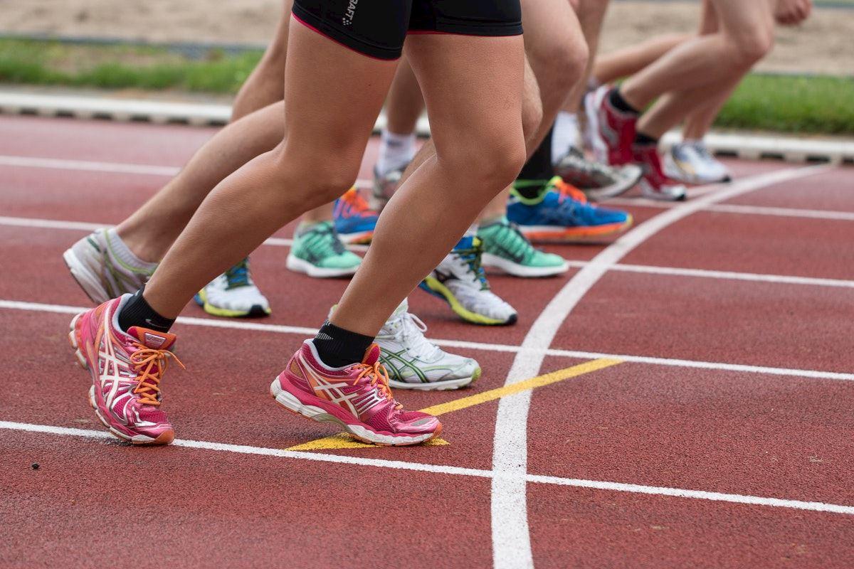 Marathon Running Shoe