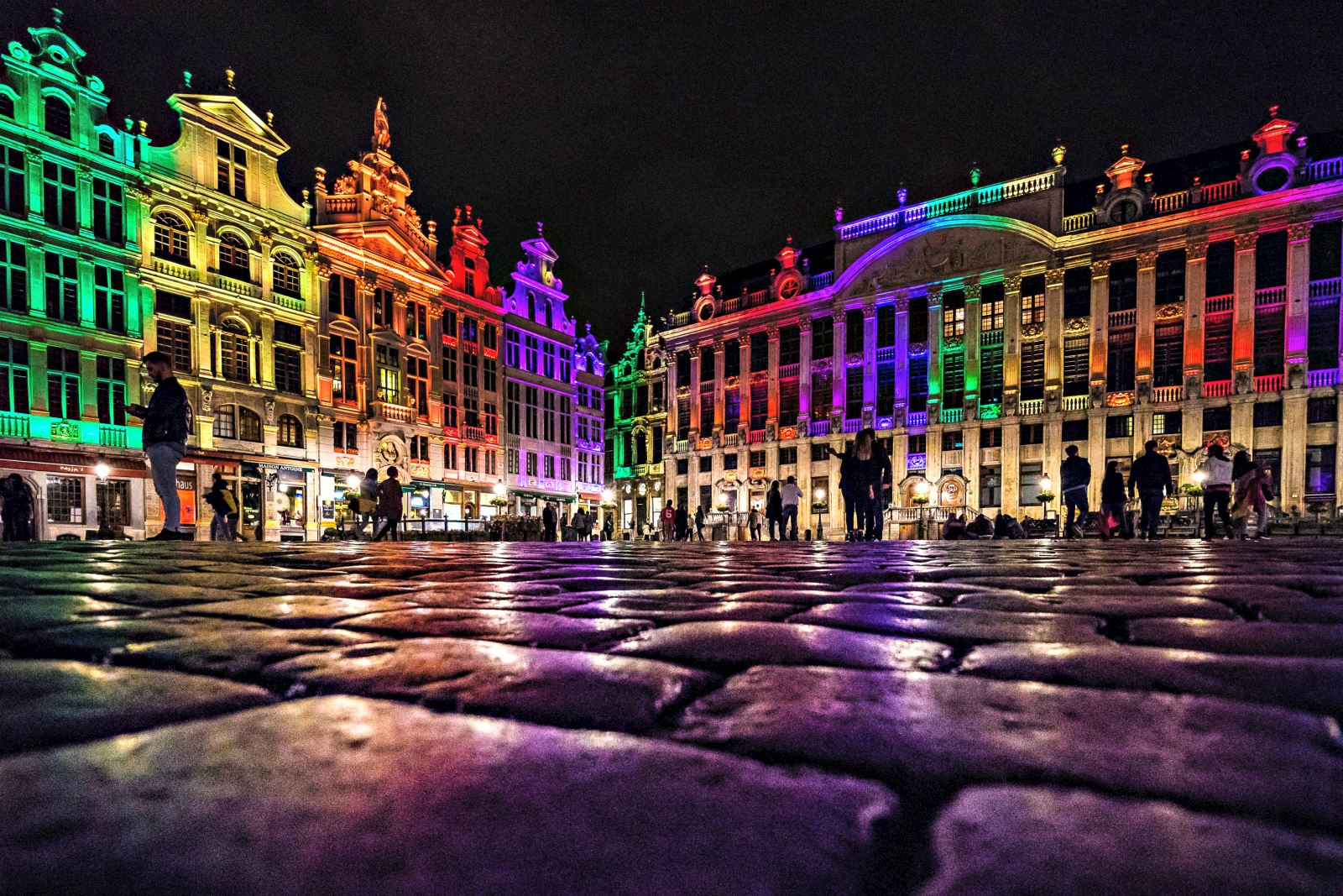 Come For The Brussels Marathon… Stay For A Bit Of Brussel Culture