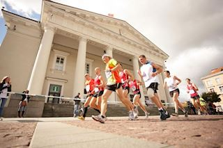 Vilnius Marathon - 42K in the must-see capital of Lithuania