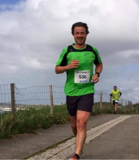 How I went through being caught by pneumonia to running 1000km in 5 months