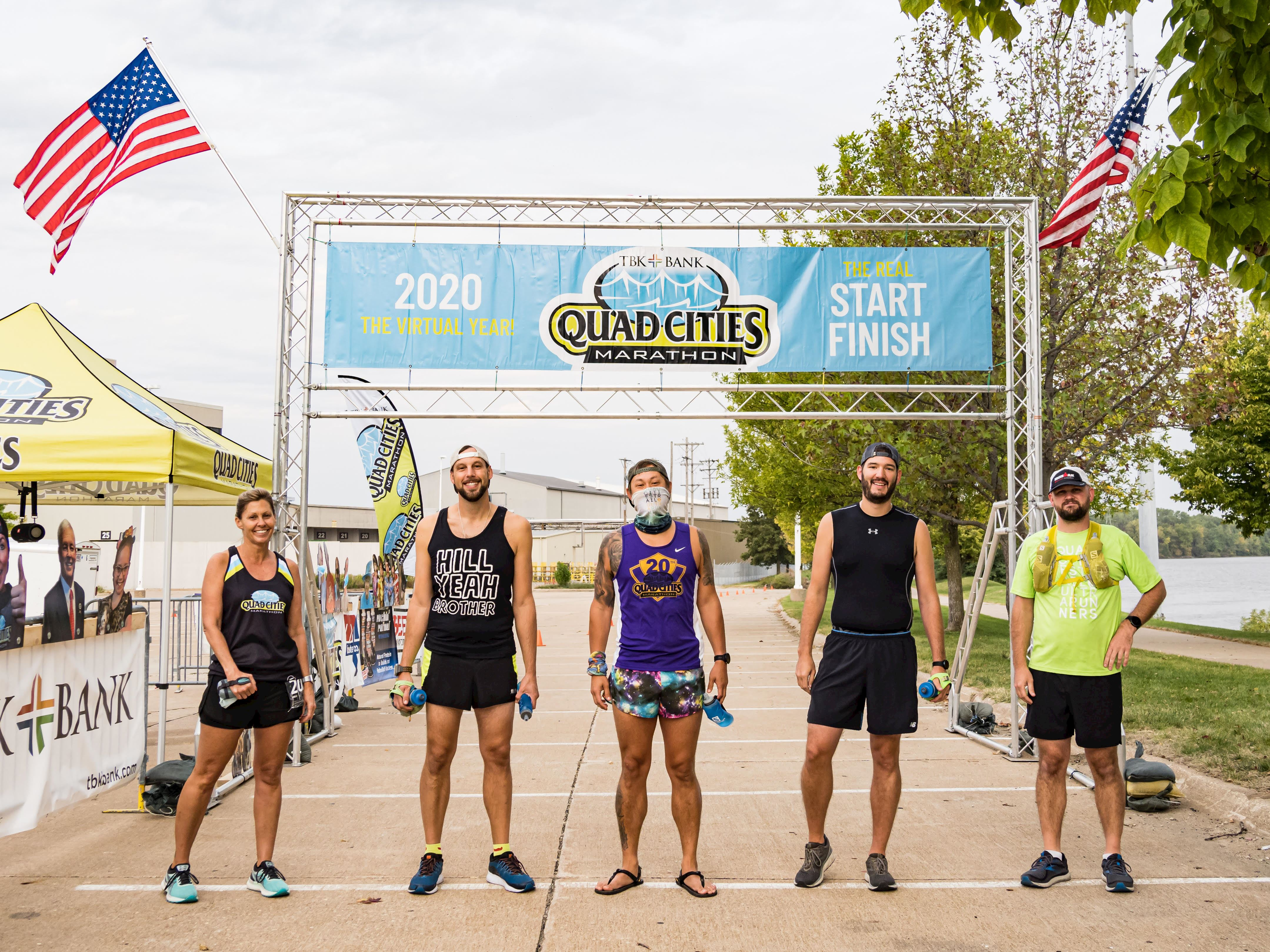 How  the Quad Cities Marathon 2020 responded to COVID-19 Pandemic