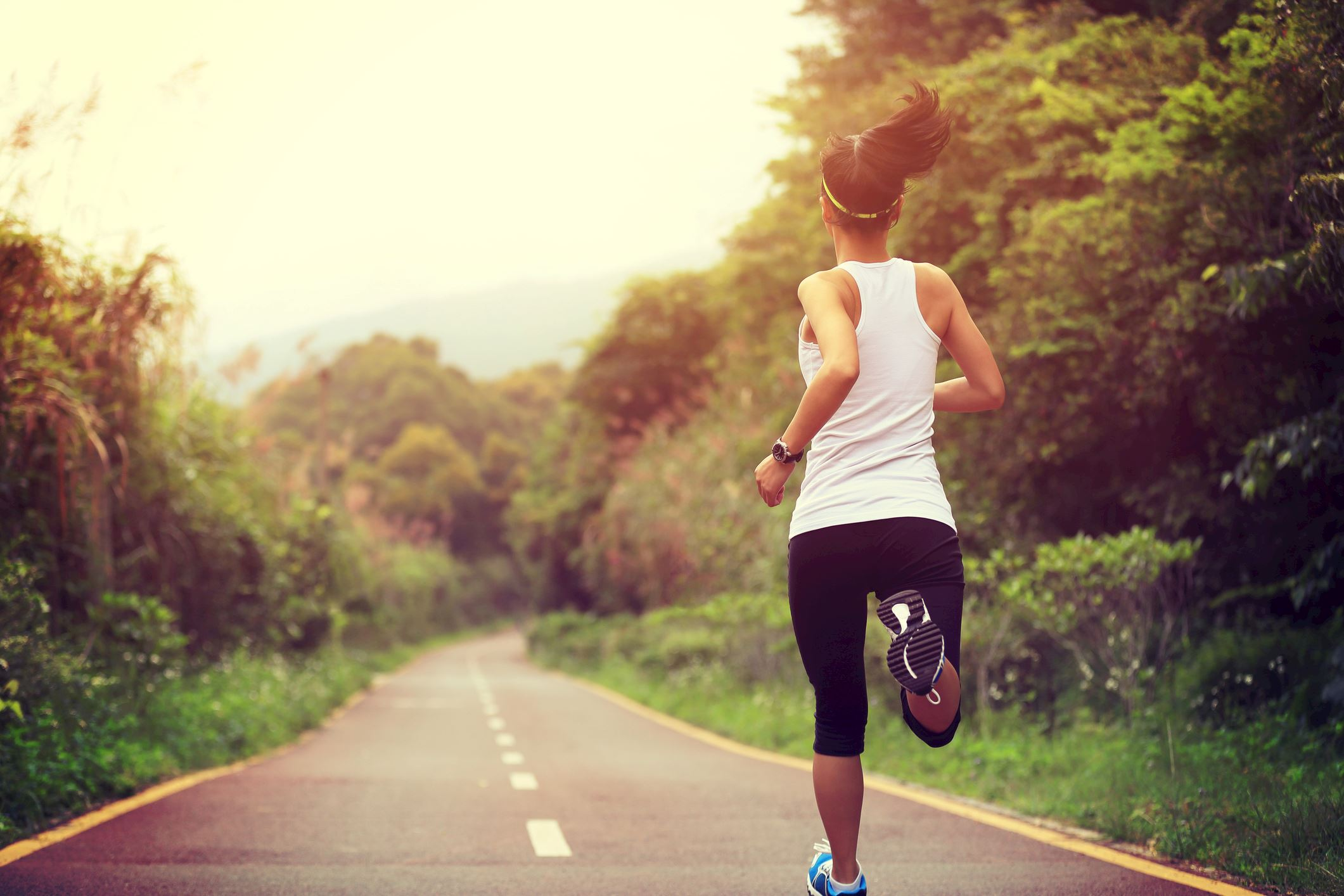 How to Keep a Positive Mindset During Long Distance Runs