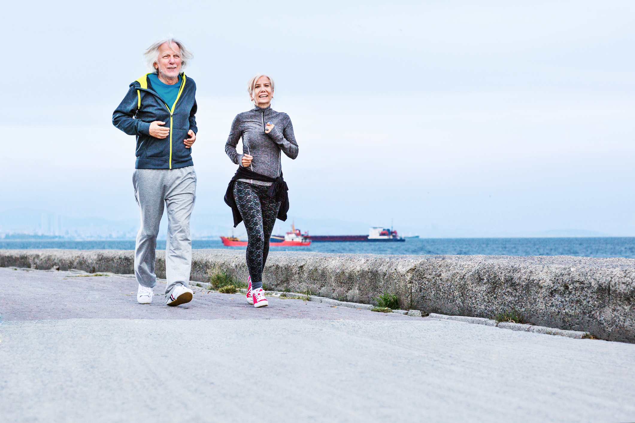 How To Keep Getting Faster As You Get Older?