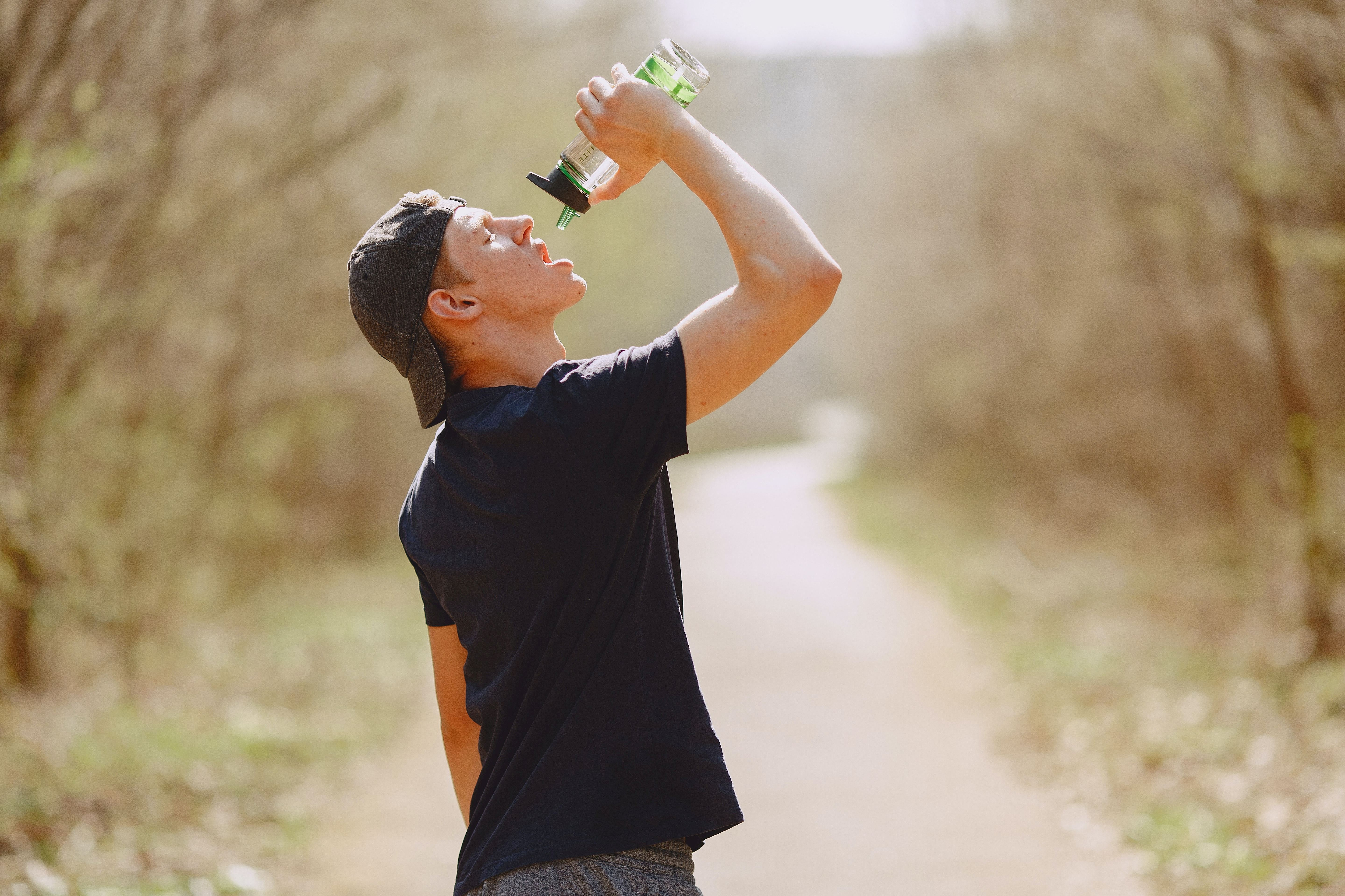 Hydration in Trails