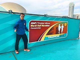 IAAF World Half Marathon Championships in Valencia