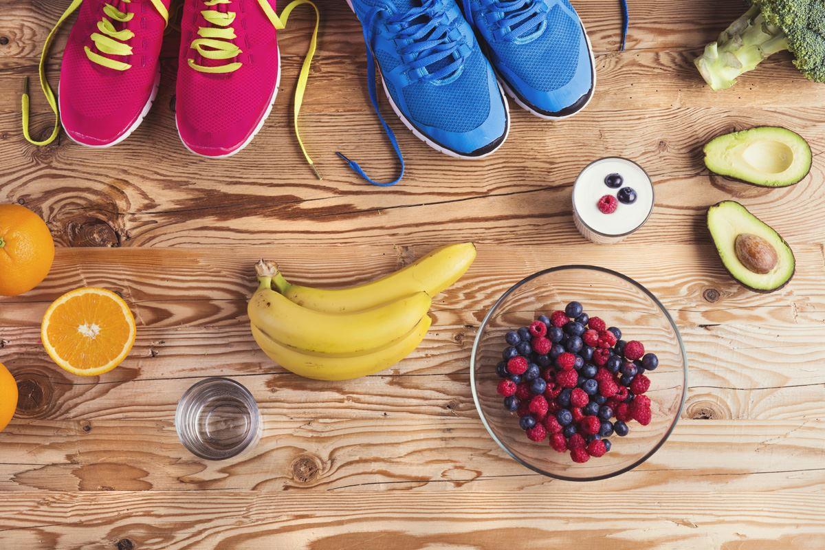 Marathon race Nutrition