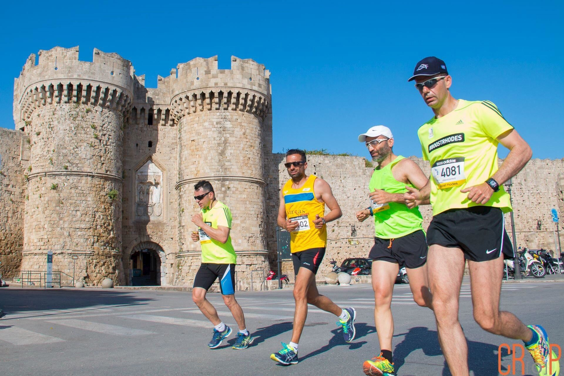 Meet up with the organizers of Roads to Rhodes Marathon