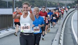Midnight Sun Marathon – Tromsø, Norway