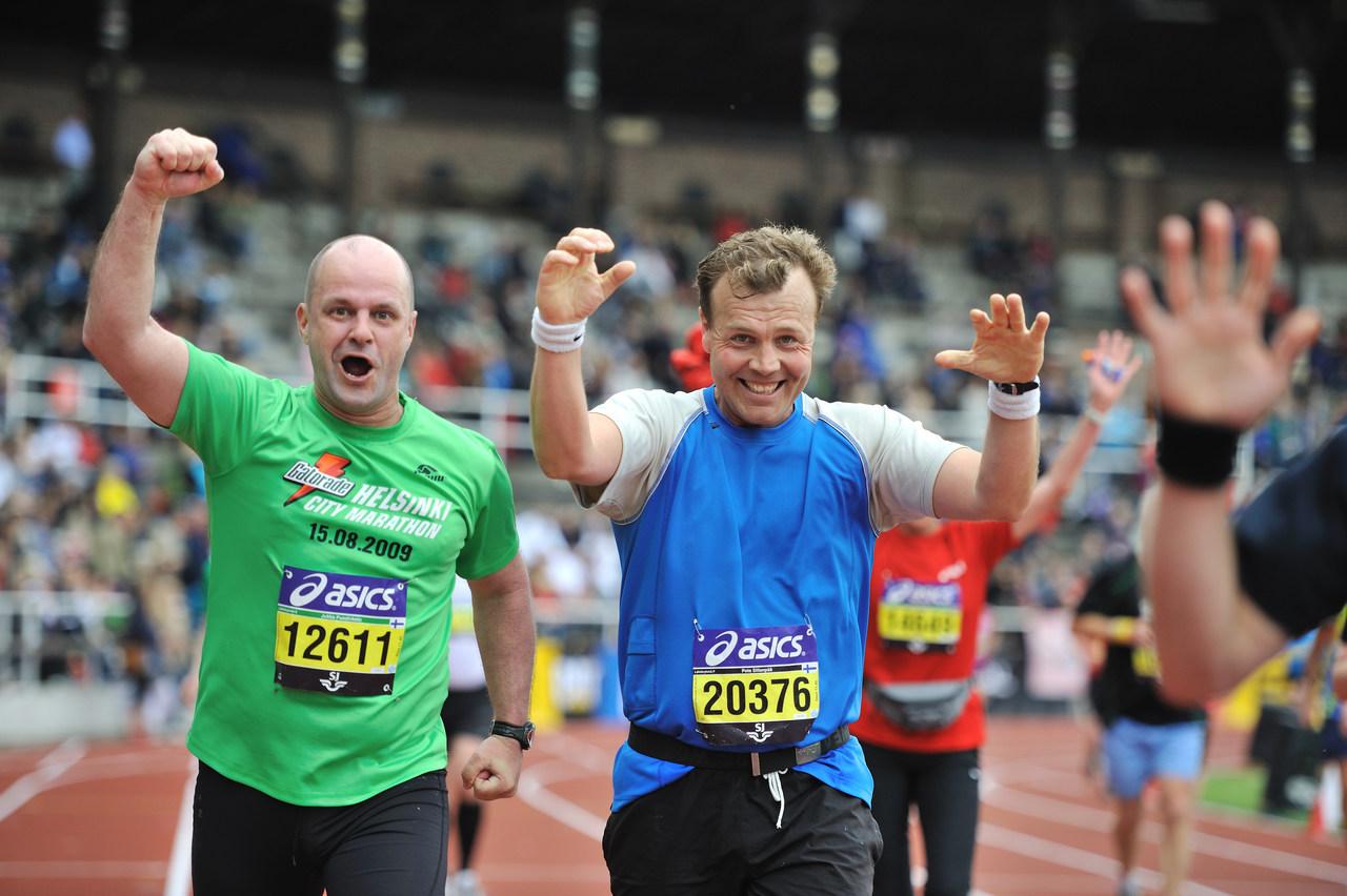 New track when ASICS Stockholm Marathon celebrates 40 years