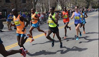 Qualify for the Boston Marathon