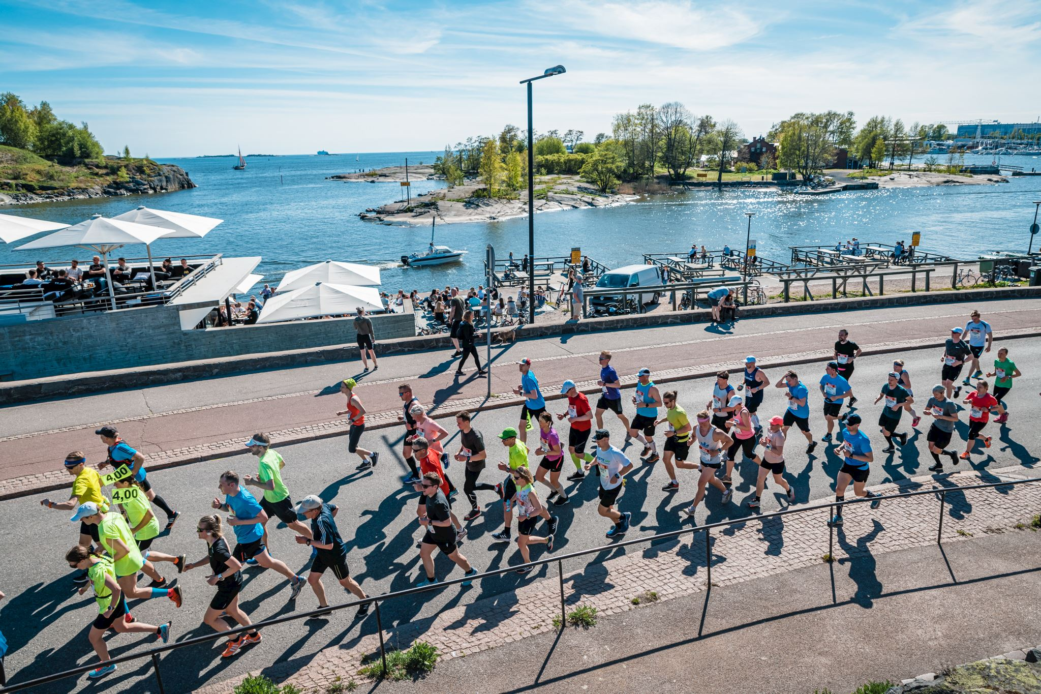 Reasons to run the number one running event in Finland - The Helsinki City Marathon