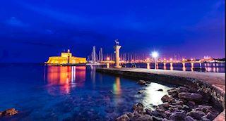 Roads to Rhodes Marathon – a stunning Mediterranean experience