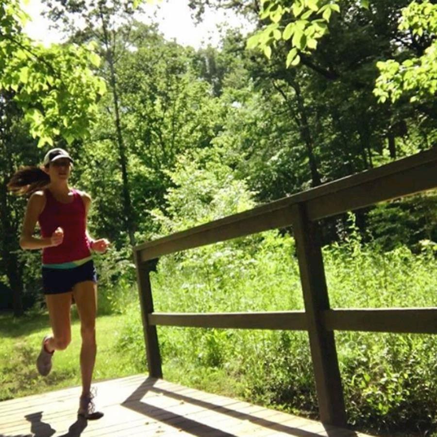Runner in the spotlight: Ann Thomas