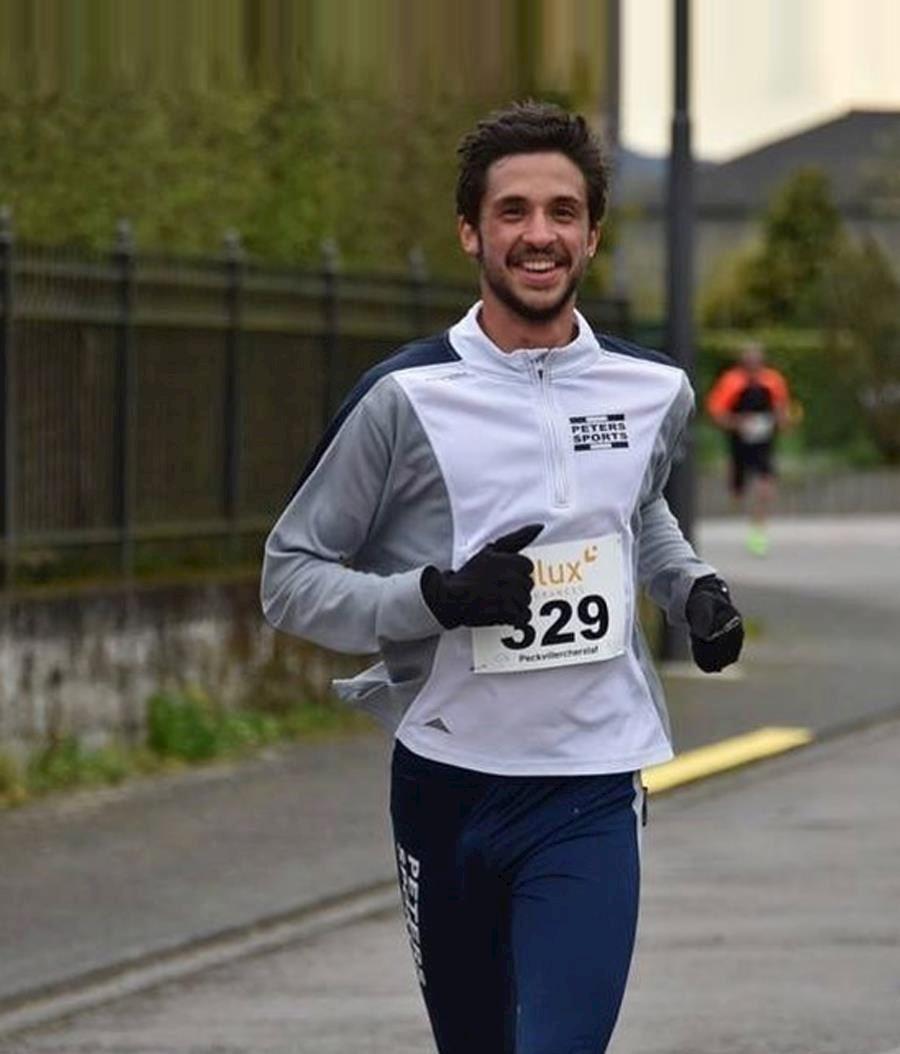 Runner in the spotlight: Bob Bertemes