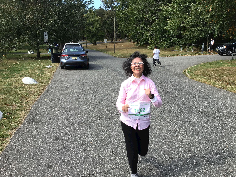 Runner in the spotlight: Marilyn Pasno (Part 1)