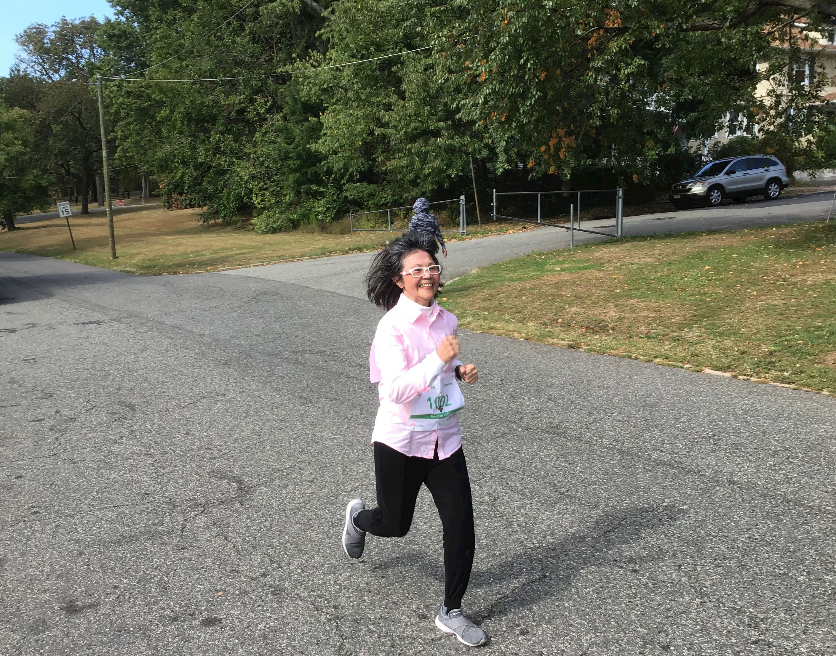 Runner in the spotlight: Marilyn Pasno (Part 2)