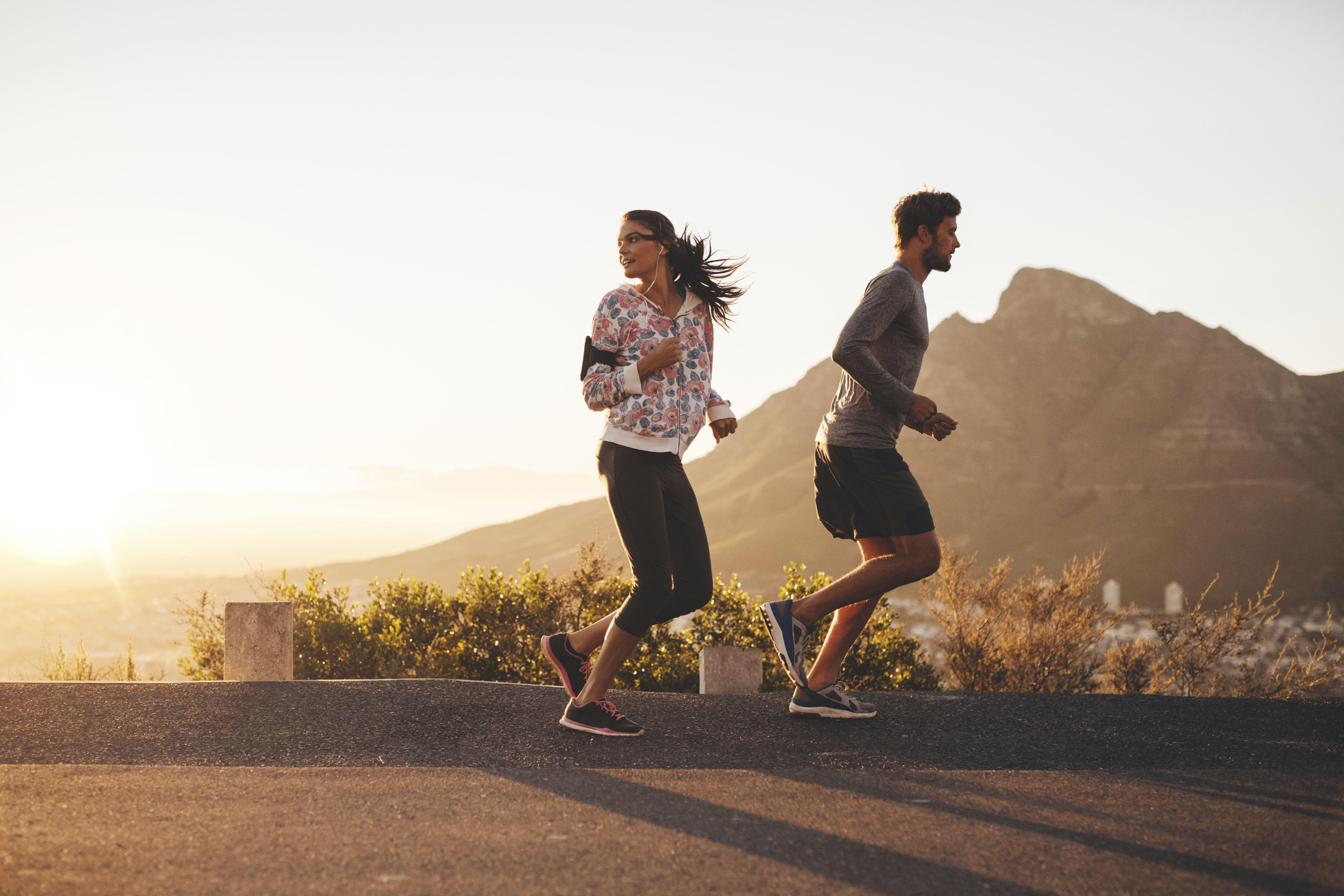 Your first marathon race