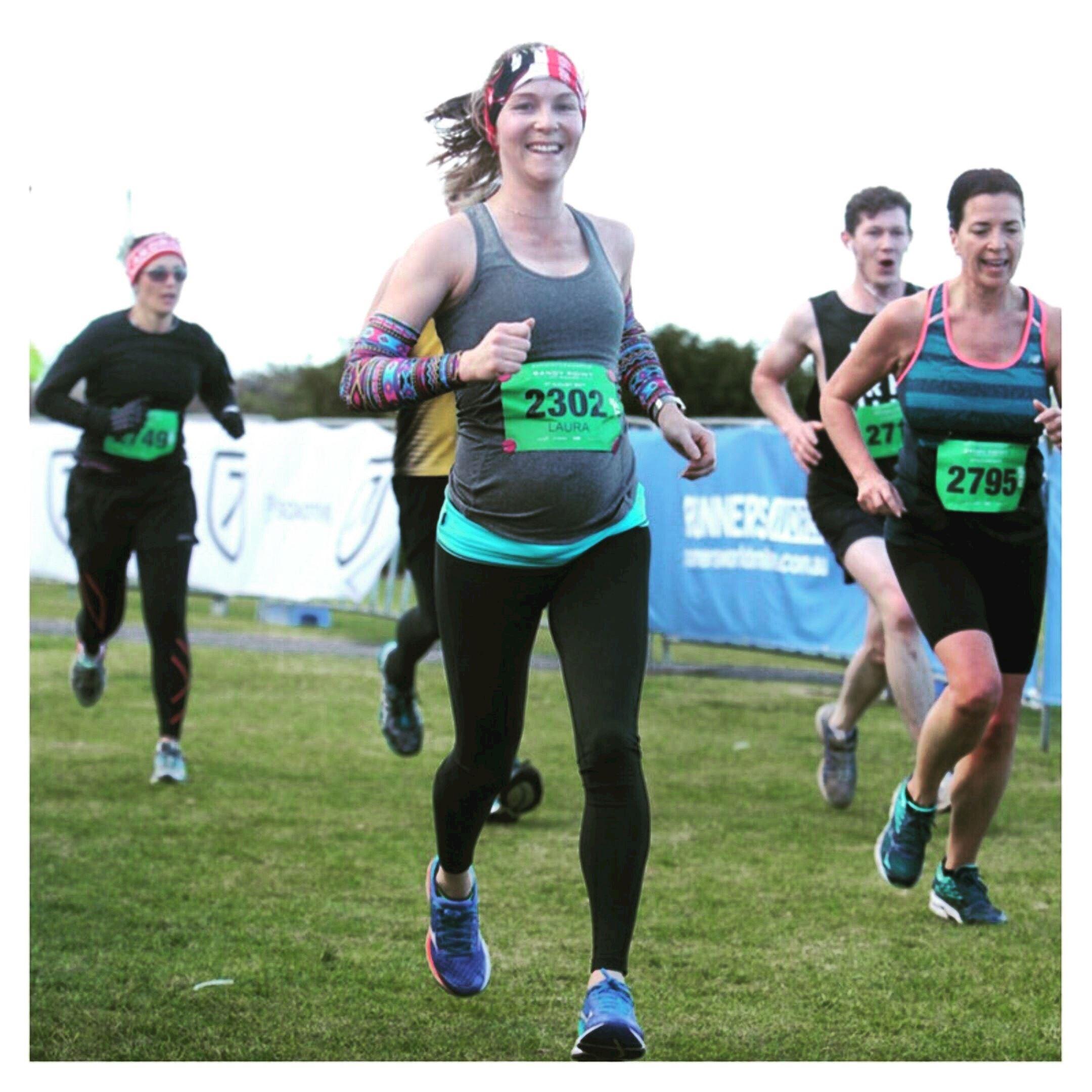 Running when pregnant