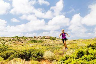 Select Ultra Marathon equipment