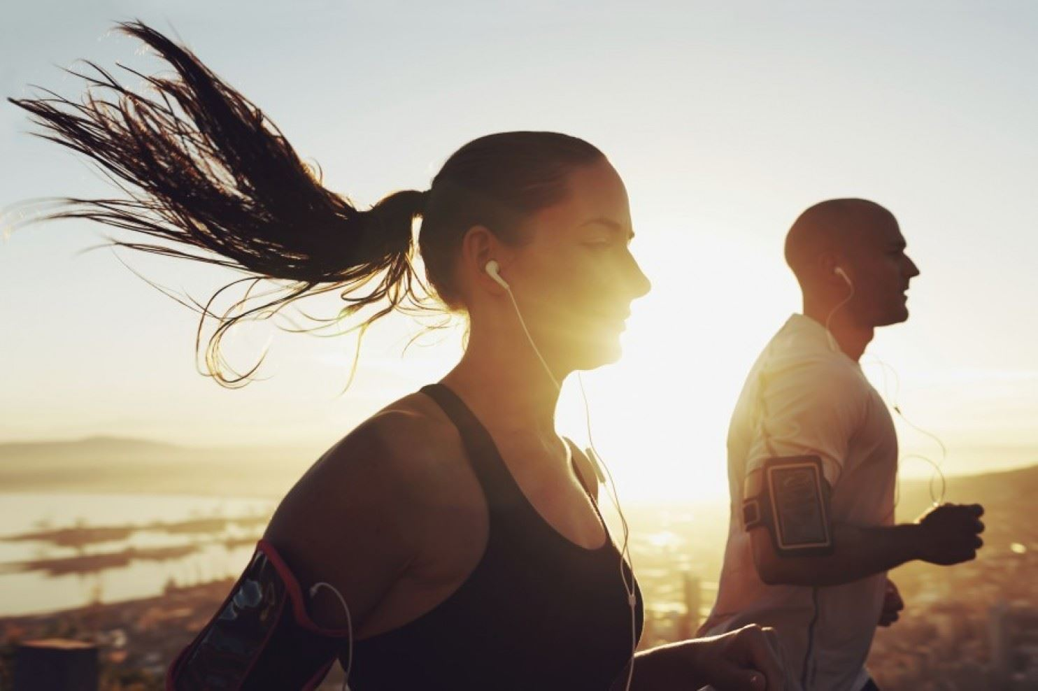 Setting the right running pace