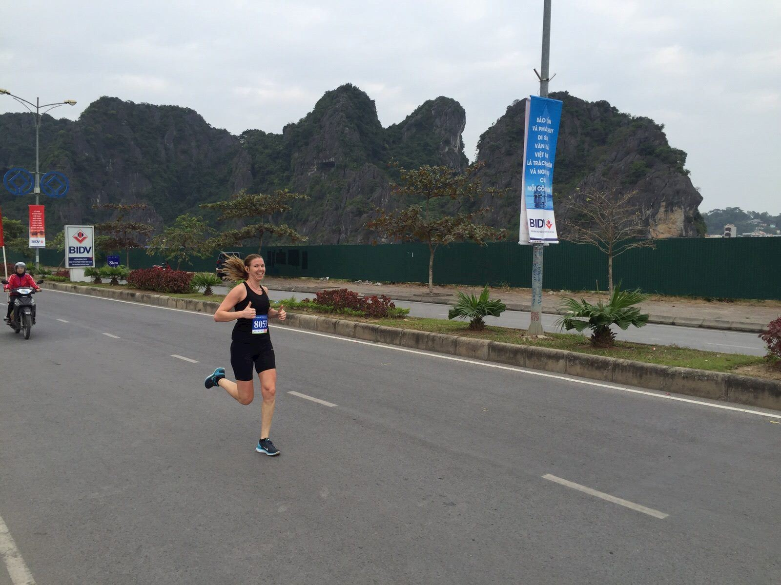 Halong Bay Half Marathon - My first Half Marathon