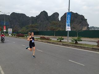 Halong Bay Half Marathon - My first Half Marathon