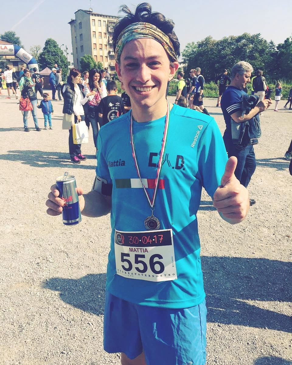 The story of my first marathon