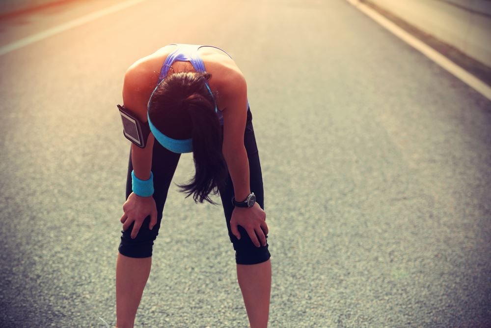 Marathon training with less injuries