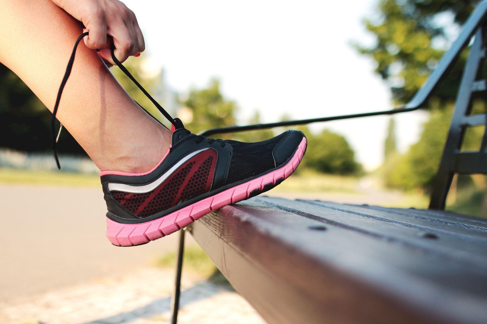 Marathon training with less injuries