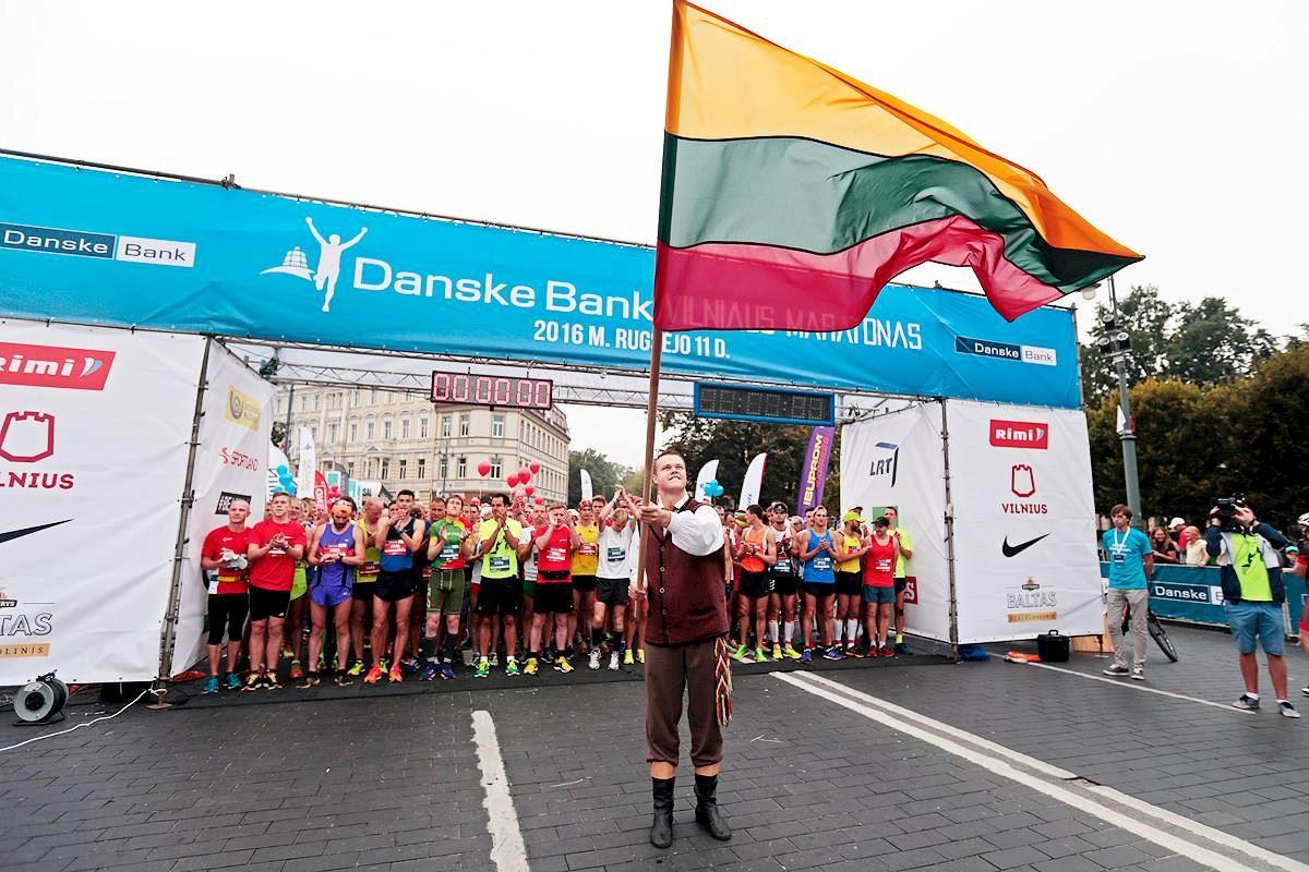 Vilnius Marathon  - a great way to celebrate 100 years anniversary of Restored Statehood