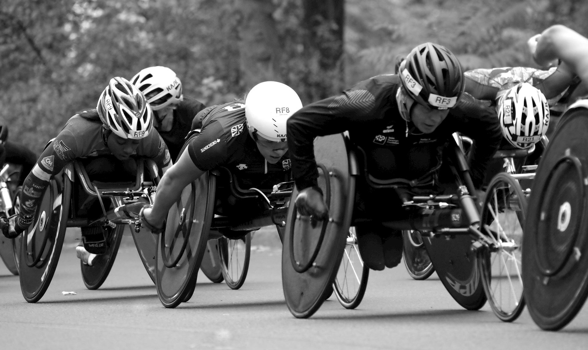 Wheelchair Training for 42k Races