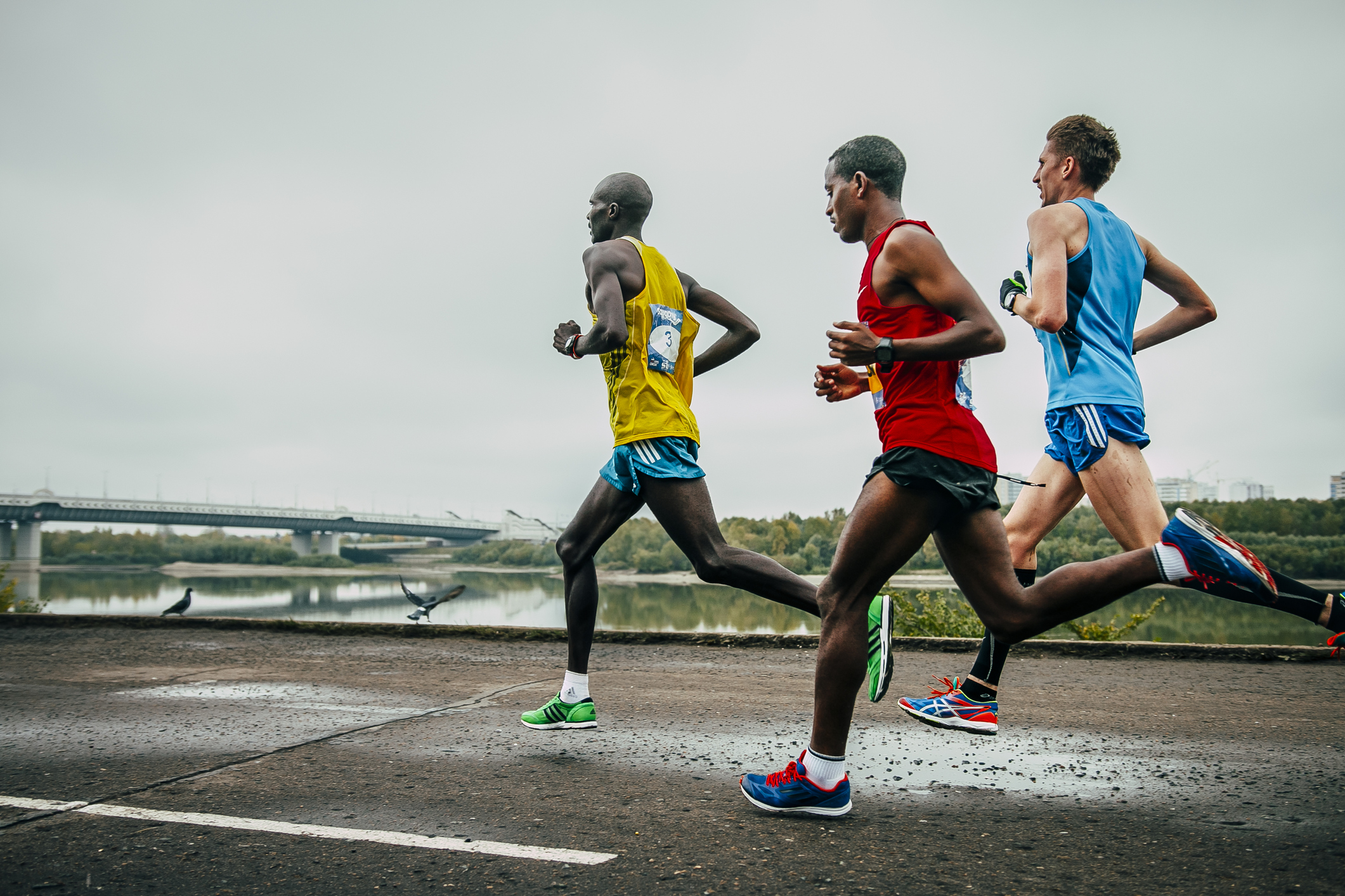Why Are East African Runners So Dominant? | World's Marathons