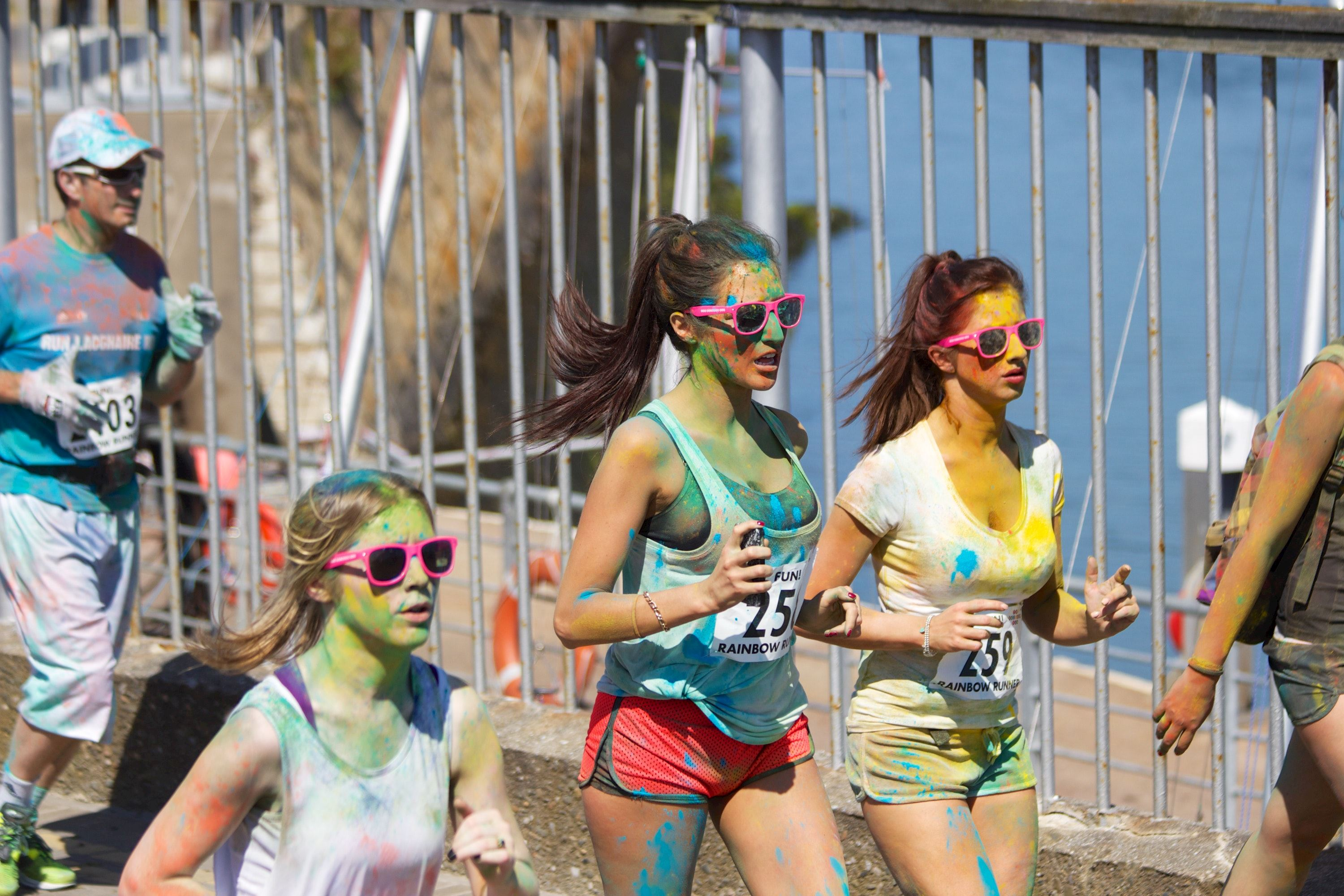 Why Themed Races Just Do Better