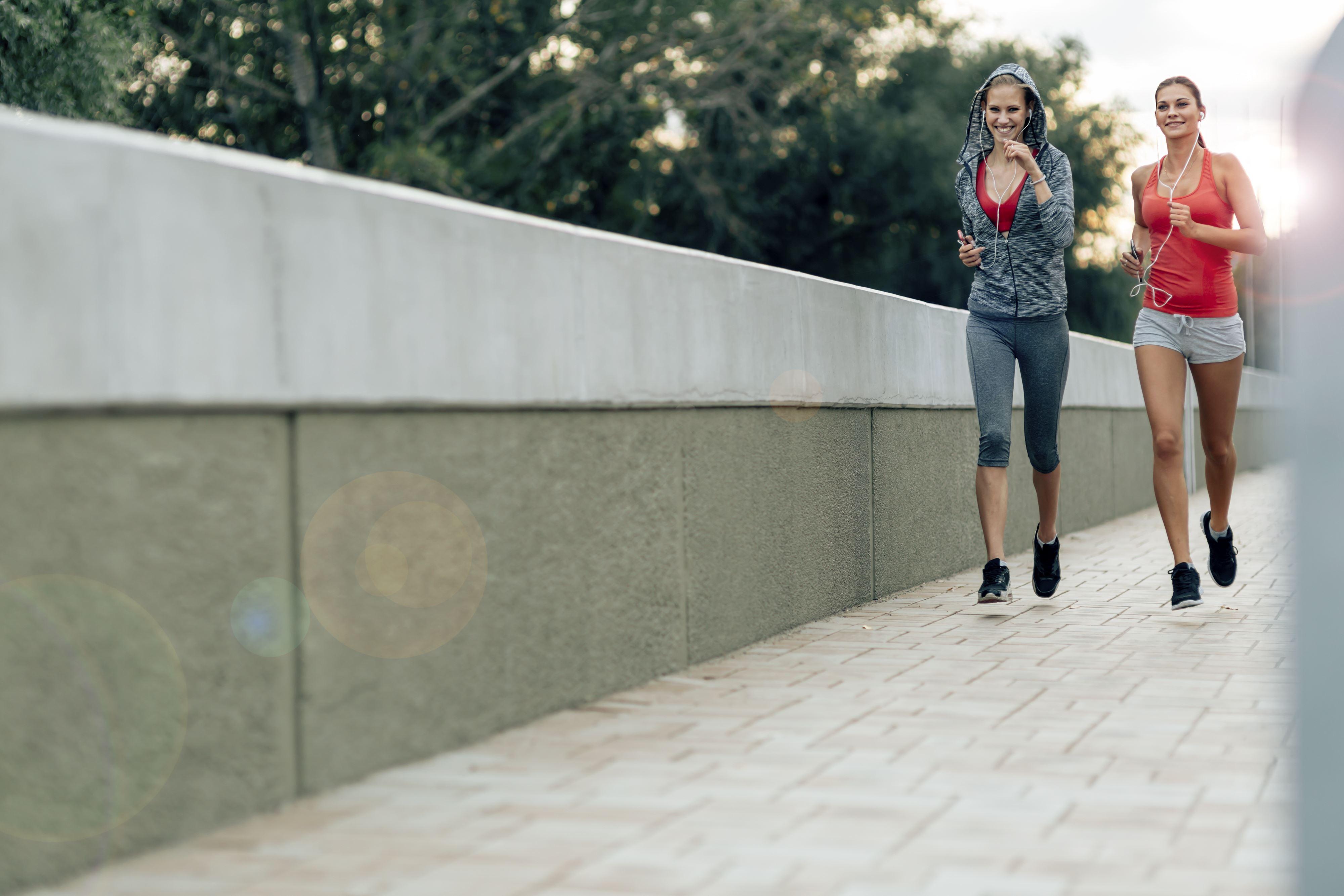 Women only marathons