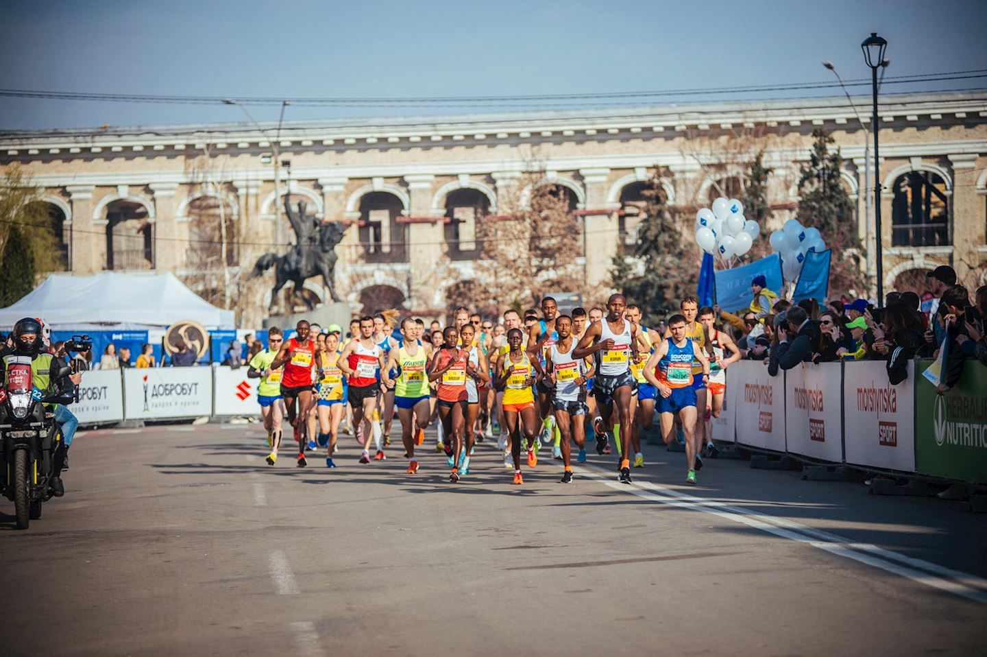 10th workua kyiv half marathon online