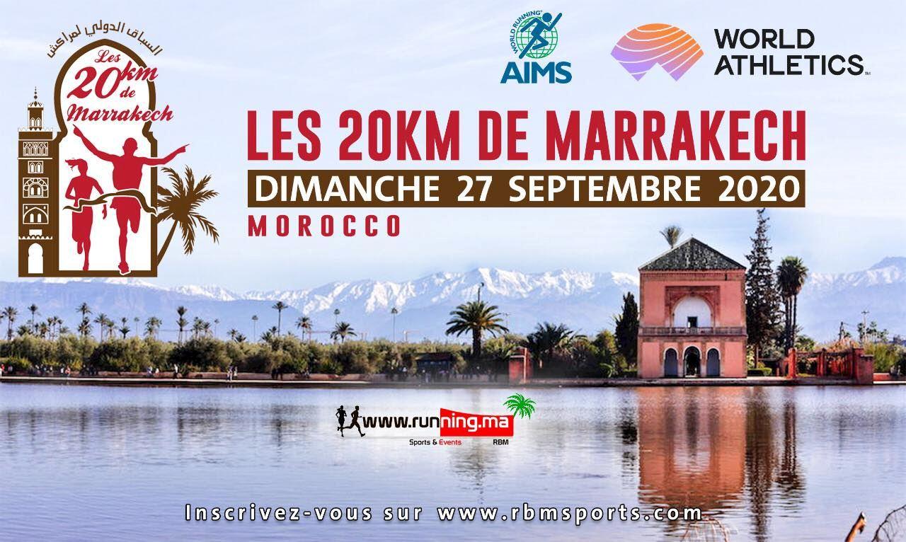 20 km international de marrakech