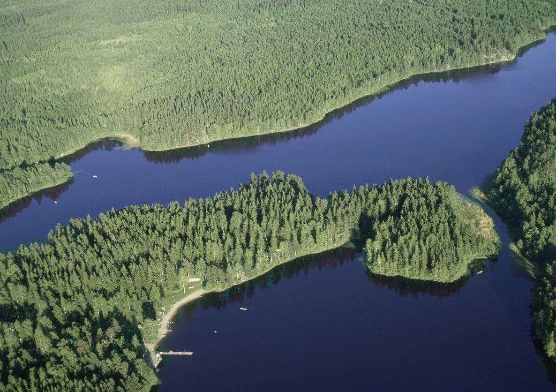 6 lakes 6 sjoar