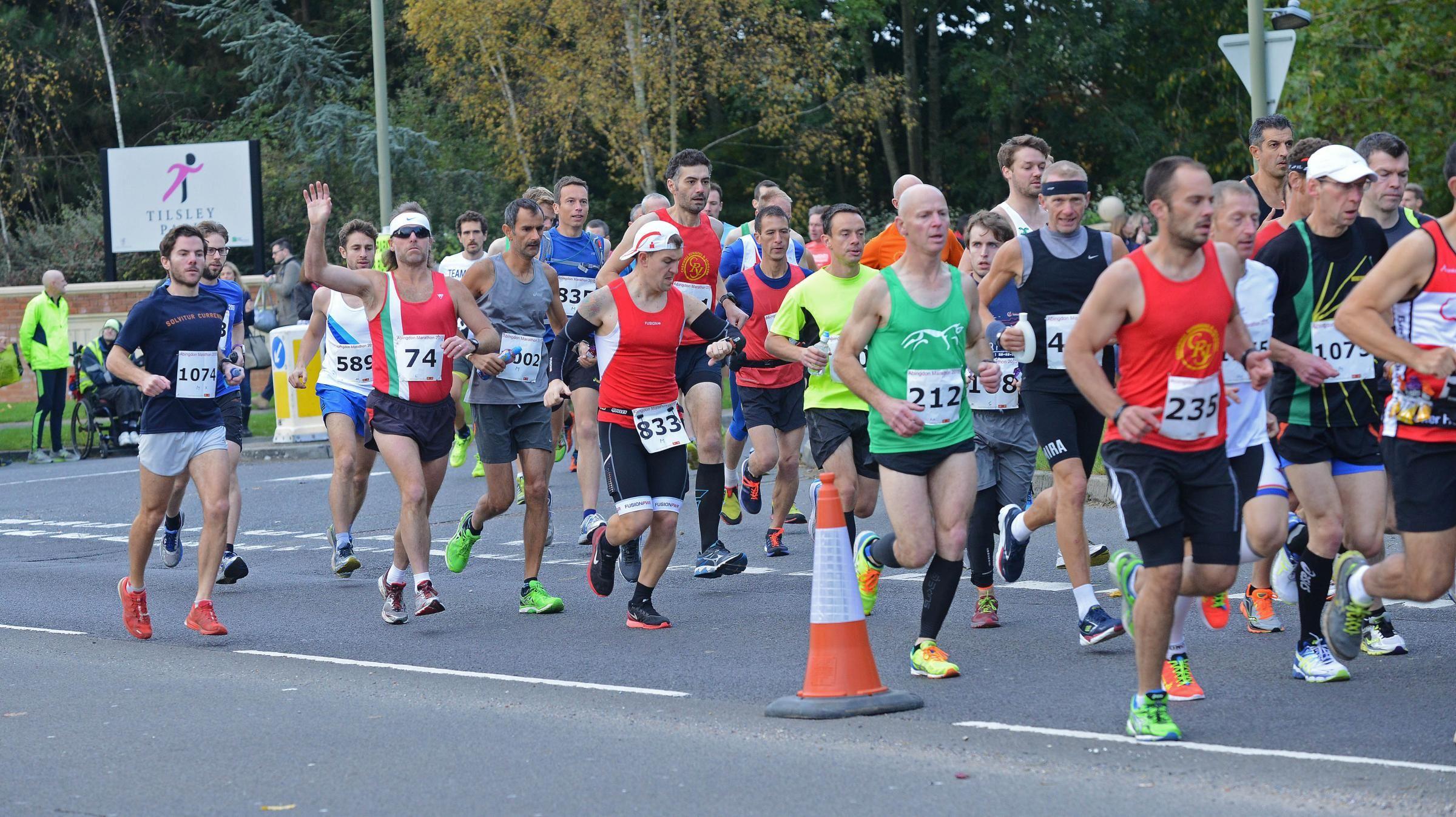 Alles over de Abingdon Marathon en hoe jij er aan mee kunt doen
