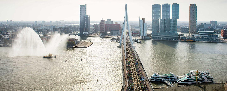 Alles over de Abn Amro Marathon Rotterdam en hoe jij er aan mee kunt doen