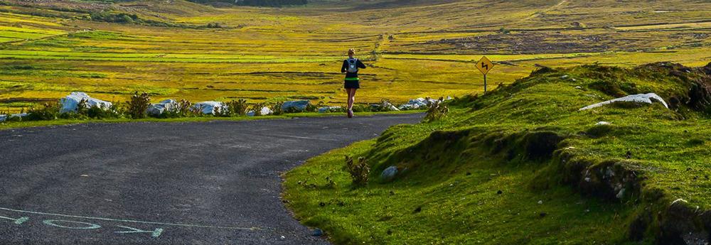 achill half full ultra marathon