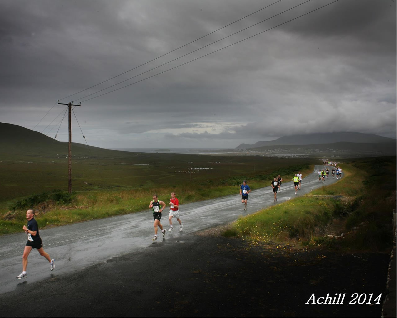 Achill Half Marathon Jul 06 2019 World S Marathons