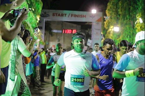 AFSF Star Of India Night Challenger Marathon