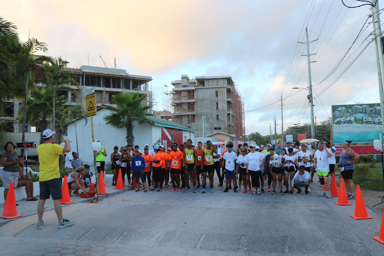 alaia foundations 2nd 5k half marathon