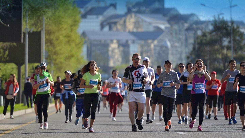 Alles over de Almaty Marathon en hoe jij er aan mee kunt doen