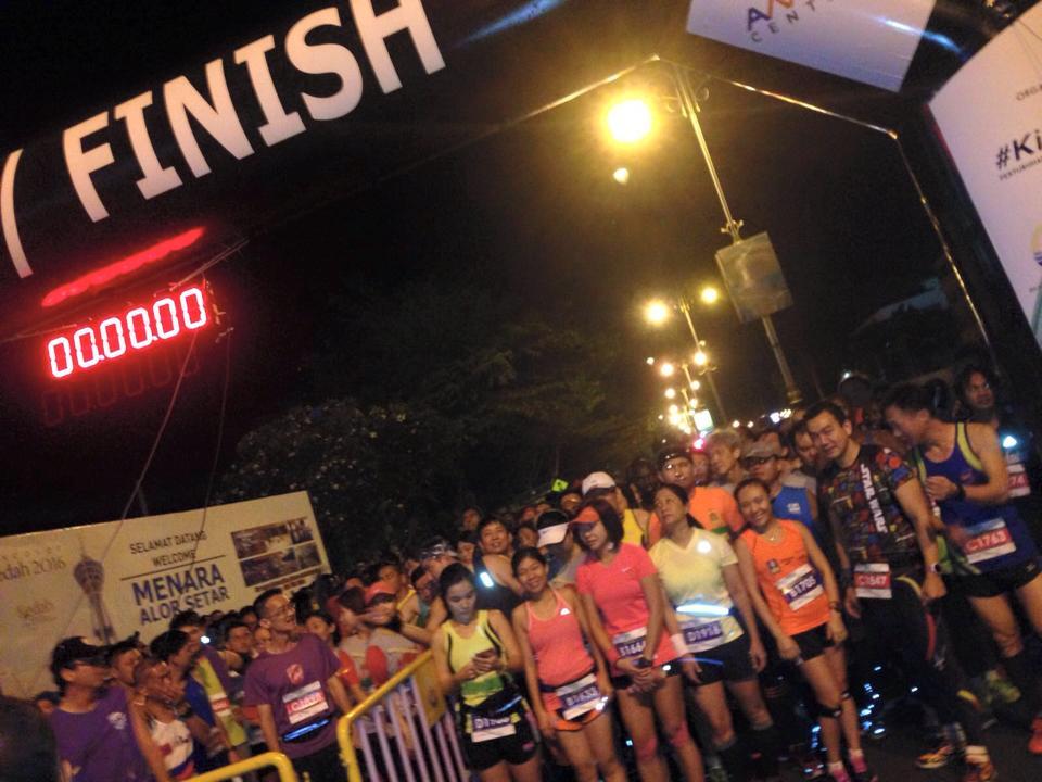 alor setar half marathon